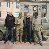 Громада Манчестера — українським розвідникам
