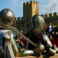 Турнір у стародавній фортеці