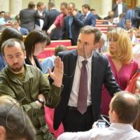 Верховна Рада дала згоду на притягнення до кримінальної відповідальності Сергія Клюєва та Сергія Мельничука