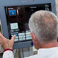 Турция подарила госпиталю аппарат УЗИ