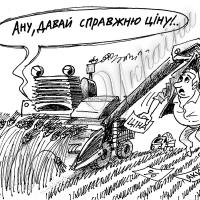 За хитрощі зернотрейдерів платять хлібороби