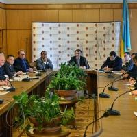 Перше засідання Антикризового економічного штабу — у Львові