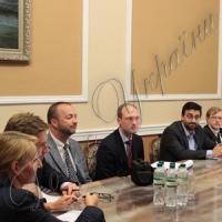 Конгресмени США ознайомилися з роботою порту
