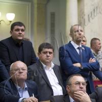 Верховна Рада дала дозвіл на арешт Ігоря Мосійчука