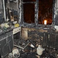 Від вибуху повилітали двері всіх квартир