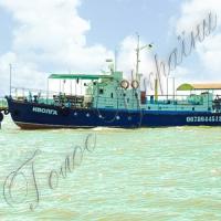 «Иволгу» підняли, а капітана катера затримали