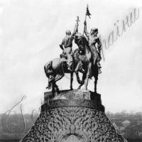 Воздвигнут памятник героям Колиивщины