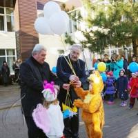 В Артемівську — парад відкриттів соціальних об'єктів