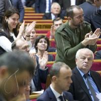Верховна Рада ухвалила закон про державну службу