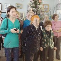 Презентували виставку  студії-клубу «Слов'яни»