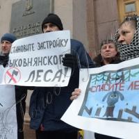 Київрада  в облозі  через незаконні забудови...