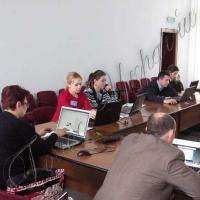 Працівники парламентського апарату вивчали «хмарні» технології