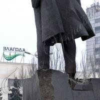 На Леніна чекає смітник історії