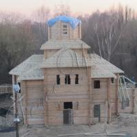 Активно строят храмы