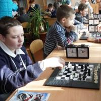 Для школярів відкрили шаховий гурток