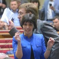 Гасло «Україна — це Європа» матеріалізується