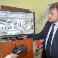Преступников «ловят» видеокамеры