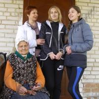 «Нас вигнав із села Чорнобиль...»