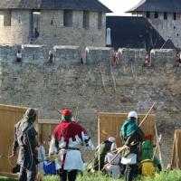 Хотинська фортеця залишилася без лицарів