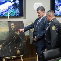 Прикордонники «затримали» полотна Рубенса і Пізанелло