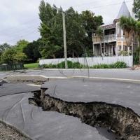 Налякав землетрус