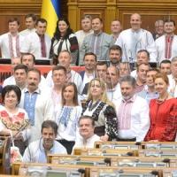 Вишиванка — це символ незнищенності українського народу, що демонструє єдність у різноманітті