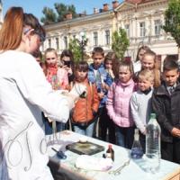 Фестиваль науки: весело і цікаво