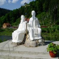 У Міжгір'ї вшанували Кирила і Мефодія