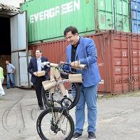 Конфісковані велосипеди ще послужать