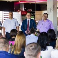 В Ужгороді митники всієї України вдосконалювали професіоналізм
