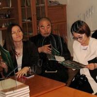 Китайські живописці подарували «Кобзаря»