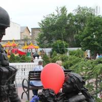 Памятник <<Терминатору>>