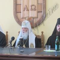 Патриарх посетил Волынь
