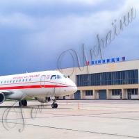 Аеропорт отримає машини для обслуговування летовища