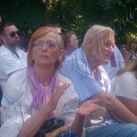 Закарпатці на фестивалі патріотичної пісні