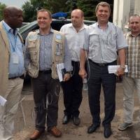 Міжнародні гуманітарні місії допомагають у відновленні житла