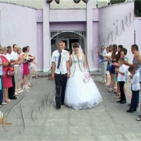 После свадьбы — снова в зону АТО