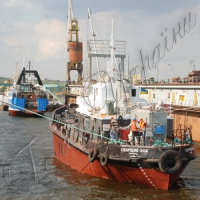 Морские порты получат отремонтированные суда