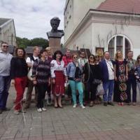 Польські журналісти та туроператори мандрують Прикарпаттям