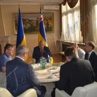 Фінські інвестори, котрі будують сміттєпереробний завод, заручилися підтримкою обласної влади