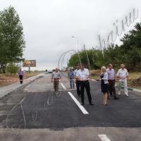 Розв'язали 40-річну проблему: рух на реконструйованій дорозі!..