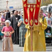 Київ захищали гаслами, фарбами і яйцями