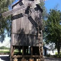 Відремонтують старовинний вітряк