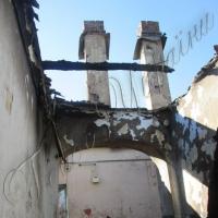 Вогонь залишив без житла...