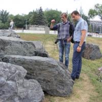 У Кривому Розі відкриють пам'ятник козаку Мамаю