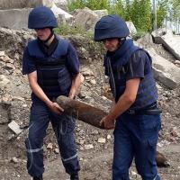 Знайдено та знищено 29 снарядів