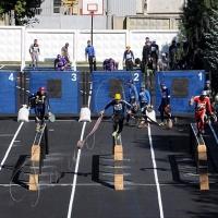 Відбулися всеукраїнські змагання з пожежно-прикладного спорту