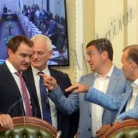 Сьогодні відкривається п'ята сесія Верховної Ради