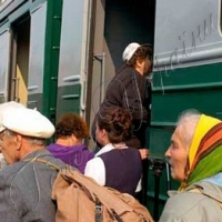 Громада компенсує залізничникам витрати за перевезення пільговиків