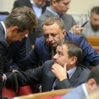 Депутати взяли проект Держбюджету до роботи
